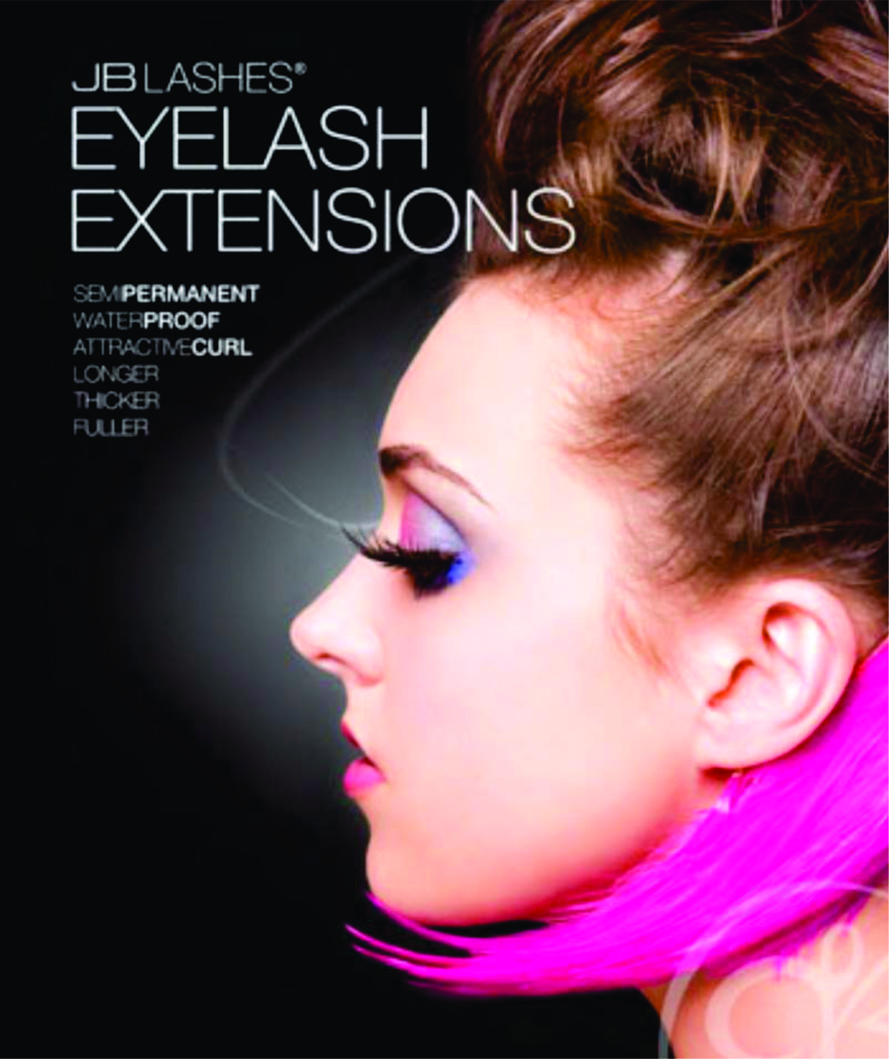 Eyelash Extensions by Jennie Betlach